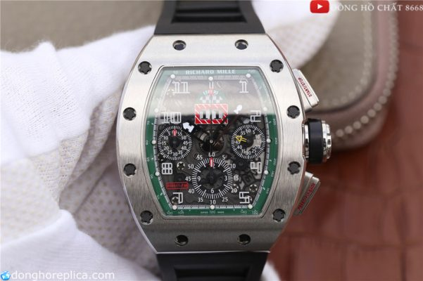 Đồng hồ Richard Mille Replica 1:1 Cao Cấp