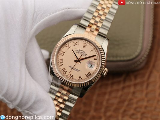 Đông hồ Rolex Datejust Super Fake Replica 1:1