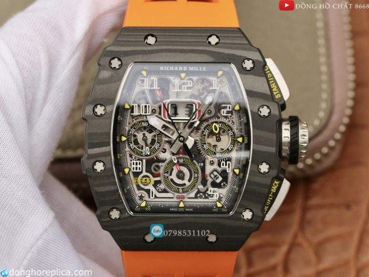 richard mille super fake