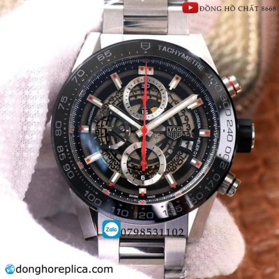TAG HEUER CARRERA CAR2A1W.BA0703 CALIBRE HEUER 01 45