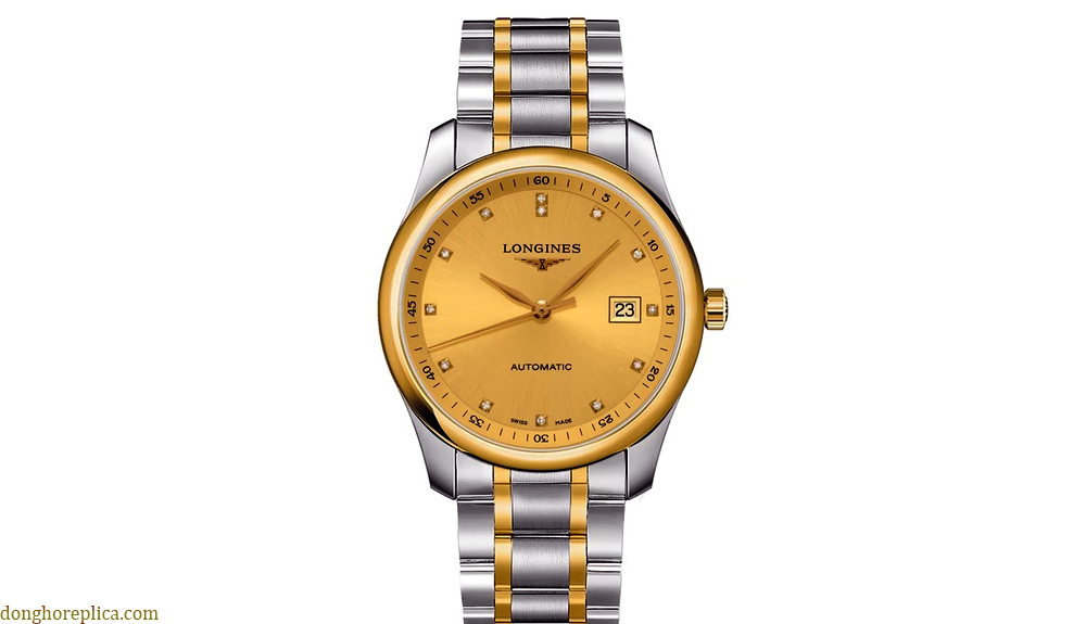 The Longines Master Collection Gold 18K Automatic