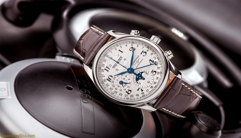 The Longines Master Collection 44mm Automatic with Moonphase