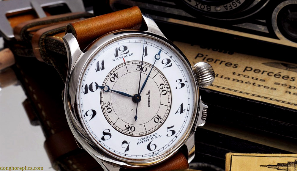 Longines Weems 47mm Gold Automatic